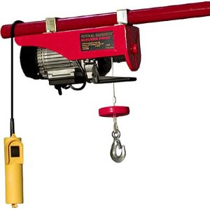 Buffalo Tools EHOISTUL 440 lb Lift Electric Hoist