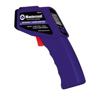 Mastercool 52224B Dual Temp Infrared Thermometer