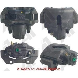 A1 Cardone 16-4622B Remanufactured Brake Caliper