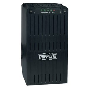 Tripp Lite SMART2200NET 2200VA UPS Smart Pro Network Tower Line-Interactive 6 outlets