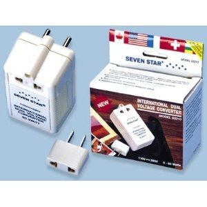 Dual Voltage Converter 60 Watts