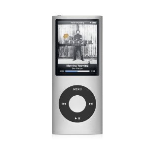 Apple iPod nano 8 GB Silver (4th Generation) [Previous Model]