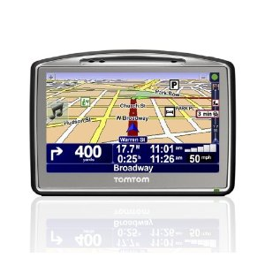 TomTom GO 720 4.3-Inch Widescreen Bluetooth Portable GPS Navigator
