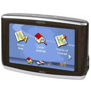 Magellan Maestro 4040 4.3-Inch Portable GPS Navigator with Bluetooth and Text-to-Speech (Refurbished)