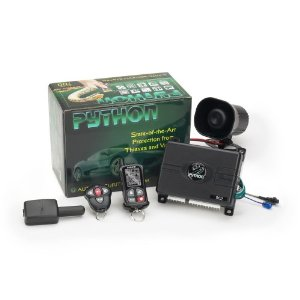 Python 902 447 Generation 2 Ask LCD 2-Way Security System