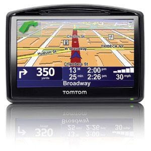 TomTom GO 930 4.3-Inch Widescreen Bluetooth Portable GPS Navigator (Factory Refurbished)