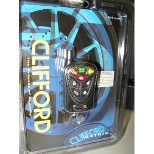 Clifford DEI 488X 2 Way Replacement Remote Transmitter