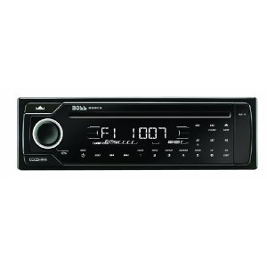 Boss 825CA In-Dash Touchpanel CD/MP3 Receiver with Front Panel AUX Input, USB, SD Card