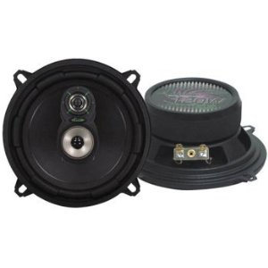 Lanzar VX530 VX 5.25-Inch Three-Way Speakers