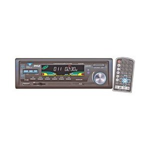 PYLE PL97M4 AM/FM-MP4 Video Player with USB/SD Reader and Aux Input