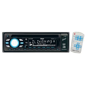 AM/FM-MPX Anti-Shock CD/MP3 Player with AUX, Input & Remote Control PLCD42M