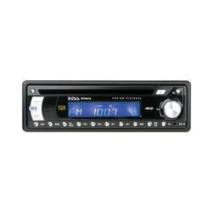 BOSS 506CA AM/FM CD Receiver with AUX