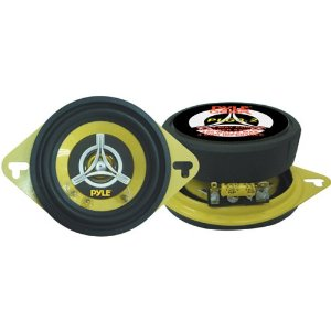 PYLE PLG3.2 3.5-Inch 120 Watt Two-Way Speakers