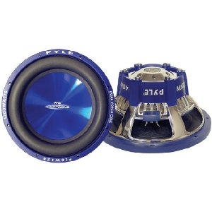 Pyle PLBW84 8'' 600 Watt High Power Dual 4 Ohm Voice Coil Sub