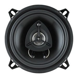 BOSS SE553 3-Way 5-1/4-Inch Black Poly Injection Cone Speaker