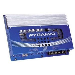PB448  Reno Series - 800 Watt 4 Channel Car Audio Amplifier