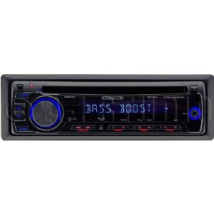 Kenwood KDC-MP245 CD receiver