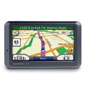 Garmin n�vi 780 4.3-Inch Widescreen Bluetooth Portable GPS Navigator with MSN Direct Service