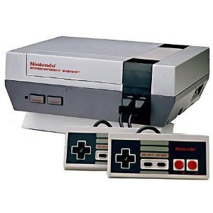 Nintendo NES System - Video Game Console
