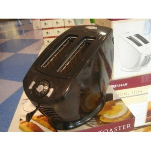 Jenn Air Attrezzi Toaster Black