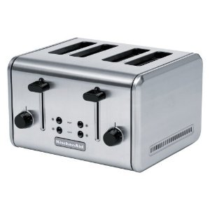 KitchenAid KMTT400 Toaster, 4 Slice