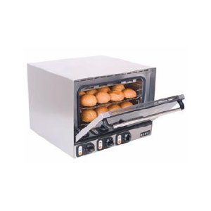 Countertop Covection Oven, Half Size Convection Oven, Electric, 110v