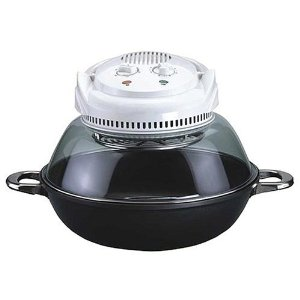 Sunpentown SO-2007 Convection Oven with Wok Base and Nano-Carbon and FIR Heating Element