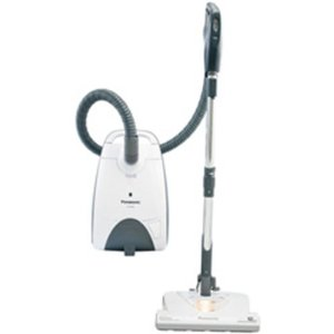 Panasonic MC-CG885 OptiFlow Lightweight Bag Canister Vacuum Cleaner