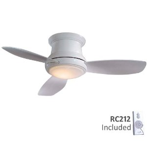 Minka-Aire Fans F518-WH 44