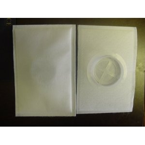 Electrolux LE Style Replacement Exhaust Filters 2pk. Designed to Fit All Electrolux Canisters LE And 2100 Series