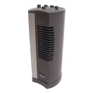 Seville Mini Tower Fan - Gray