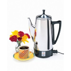 Presto 02811 12-Cup Stainless Steel Coffeemaker