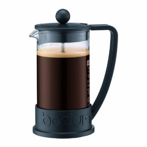 Bodum New Brazil 1 1/2-Cup French Press Coffee Maker