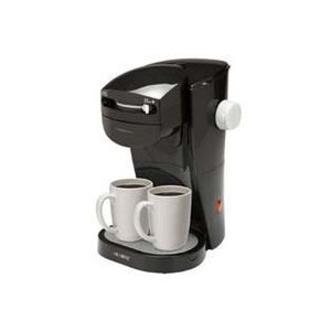 Mr. Coffee SL13 Home Caf� Single Serve Coffee Maker, Black