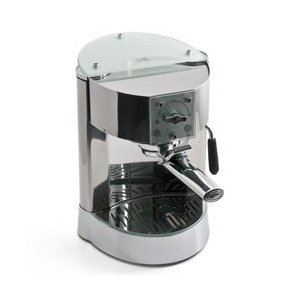 Kalorik EXP-20737 Aqua Line 1250-Watt 15-Bar-Pump Espresso Maker