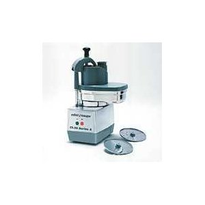 Commercial Food Processor, Continuous Feed Only, 1 HP