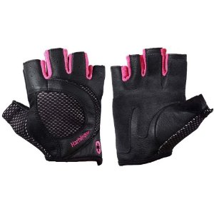 Harbinger 149 Women's Pro Wash & Dry Weight Lifting Gloves