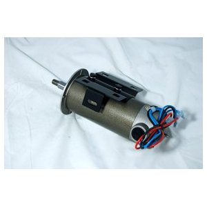 Upgraded 2.9 HP Treadmill Motor with Left Flat Mount
