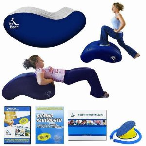 The Bean Ultimate Abdominal Exerciser, Including DVD and Pump