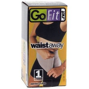 GoFit Waist Away Neoprene Waist Reducing Belt