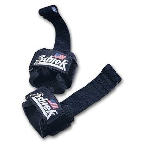 Power Lifting Straps w/ Dowel