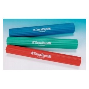Thera-Band Flexbar Hand Exerciser - Tennis Elbow Relief Bar