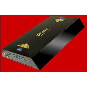 Performance Teknique ICBM-1200.2 2 CH Car Amplifier