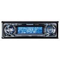 Panasonic CQ-C8401U - Radio / CD / MP3 player - Full-DIN - in-dash - 60 Watts x 4