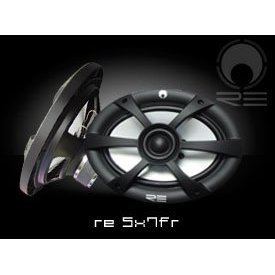 RE-RE5X7FR 2-Way Coaxial range speaker 125W Peak, 70W RMS