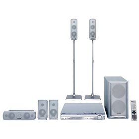 Remanufactured Panasonic SC-HT730 5-Disc DVD Home Theater System