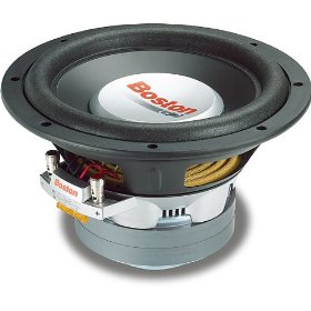 Boston Acoustics G2 G21044 - Car subwoofer driver - 300 Watt - 10