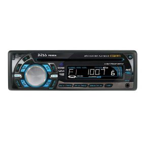 Boss Audio 725CA CD/MP3 Receiver w/ Detachable Front Panel