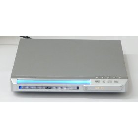 DVD PLAYER LCD DISPLAY MP3 VCD A REMOTE