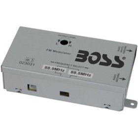 Boss Audio FMW8 8-Channel Wireless Frequency Modulator